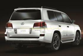 Аэродинамический обвес Sport для Lexus 570 2013 -