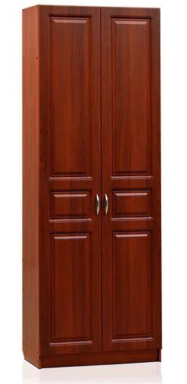 Шкаф 2-х створчатый с выдвижной штангой,  Модуль 06, Визит