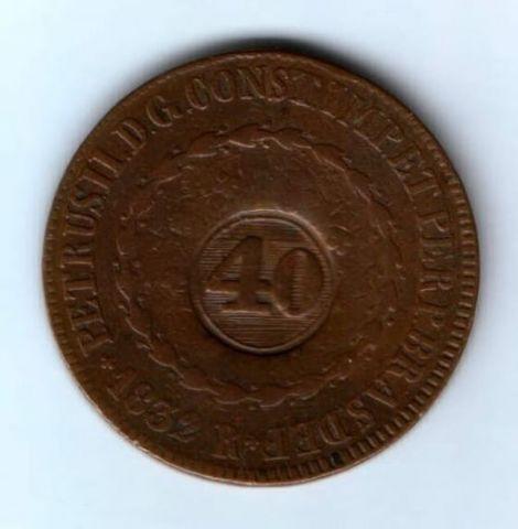 40 рейс 1835(1832) г. Бразилия
