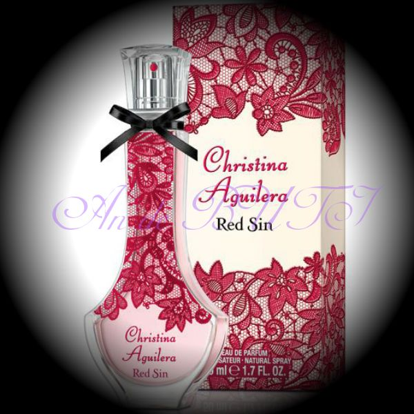 Christina Aguilera Red Sin 75 ml edp