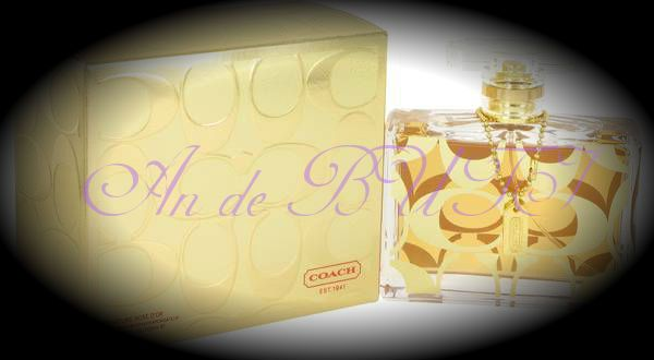 Coach Signature Rose D'Or 100 ml edp