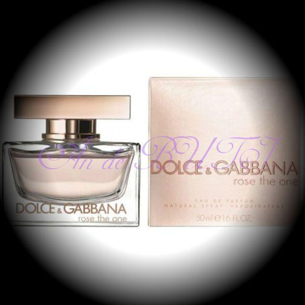 Dolce & Gabbana Rose The One 75 ml edp