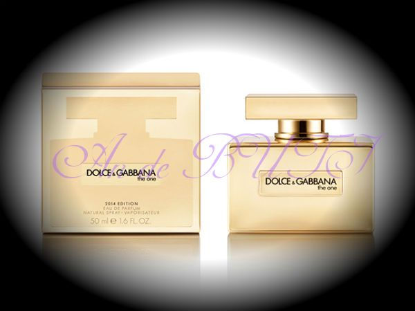 Dolce & Gabbana The One For Women Gold Limited Edition 100 ml edp