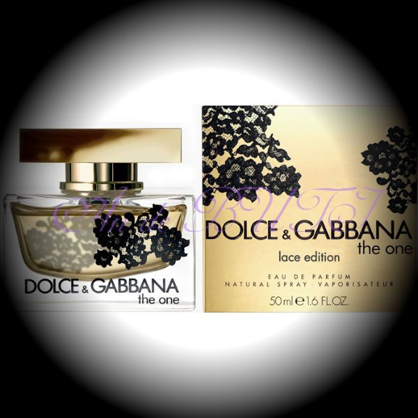 Dolce & Gabbana The One Lace Edition 100 ml edp