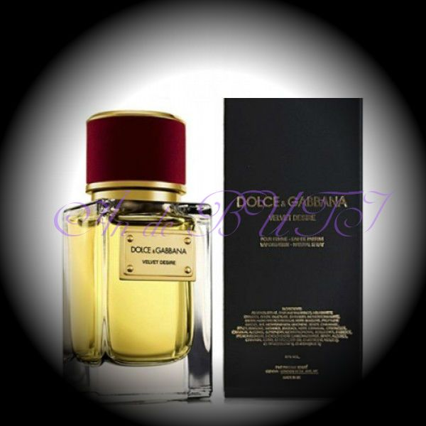 Dolce & Gabbana Velvet Desire 100 ml edp