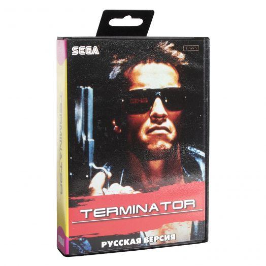 Sega картридж TERMINATOR