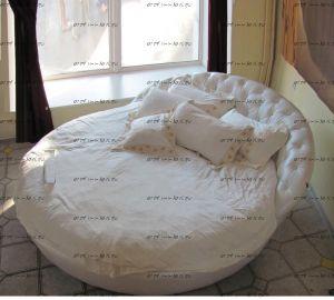 Кровать круглая Амстердам 1059