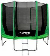 Батут Optifit  Jump 10 FT Зеленый