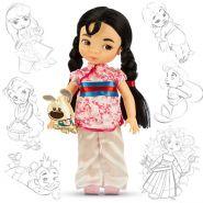 Кукла Мулан в детстве Дисней