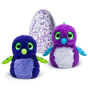 Интерактивная игрушка Hatchimals Дракоша (синий/фиолетовый)