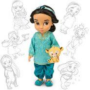 Кукла Жасмин в детстве Дисней
