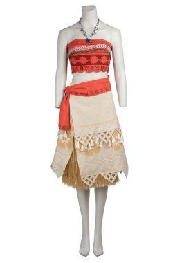 Платье костюм Моана