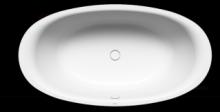 Ванна стальная Kaldawai Ellipso Duo Oval 190x100 easy clean