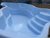 Композитный бассейн Севилья 6,2х3,35х1,2-1,6 м