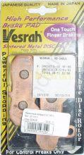 Тормозные колодки VD 348JL