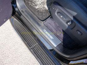 Накладки на пороги для Lexus LX Sport 2013-