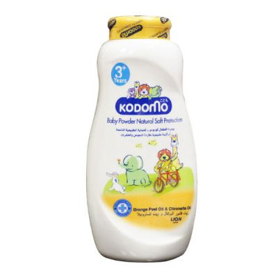 Присыпка детская KODOMO с экстрактом козьего молока
