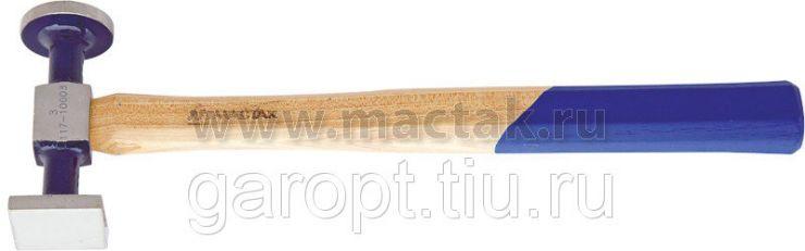 Молоток рихтовочный №3 МАСТАК 117-10003