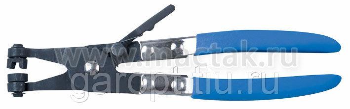 Щипцы для пружинных хомутов системы охлаждения 12,7 мм, трещотка KING TONY 9AA16