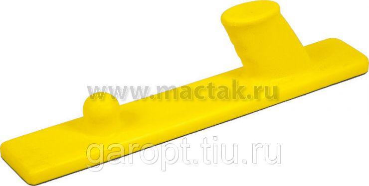 Шлифовальный рубанок, 70x440 мм, липучка МАСТАК 118-10440