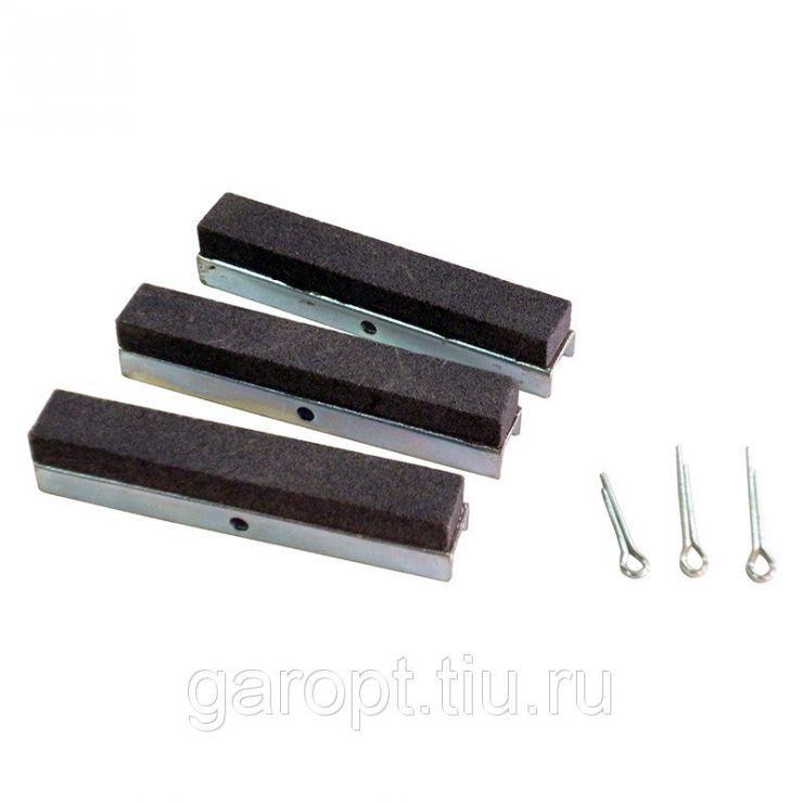 Бруски для хонингования, 51 мм, 3 предмета МАСТАК 103-020051
