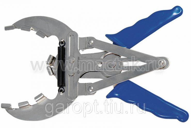 Щипцы для поршневых колец, 50-100 мм KING TONY 9AP100