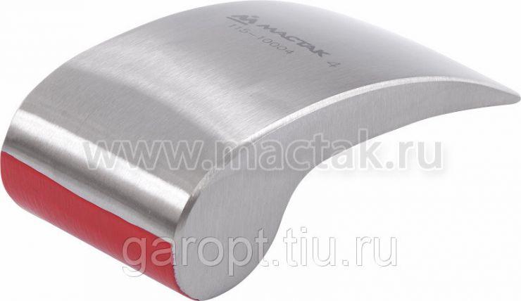 """Поддержка (наковальня) литая №4, """"запятая"""" МАСТАК 115-10004"""