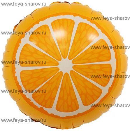 Шар Апельсин 46 см