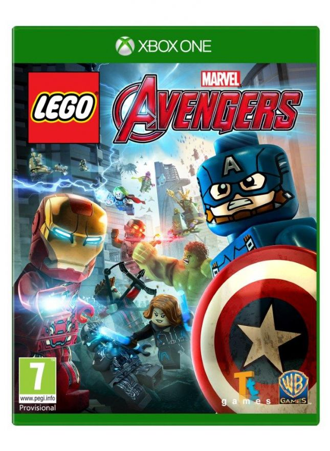 Игра Lego Marvel Avengers (Xbox One)