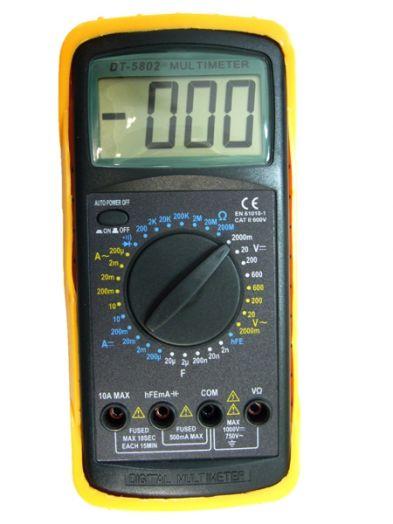 Мультиметр DT5802