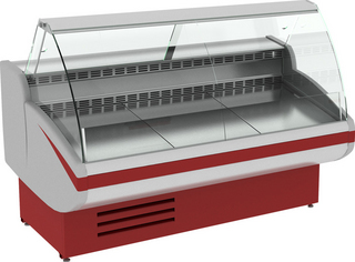 Витрина холодильная Cryspi Gamma-2 SN 1500 встр. холод