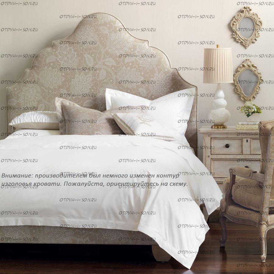 Кровать Fine Box №20 с изголовьем Fashion XXL Mr.Mattress
