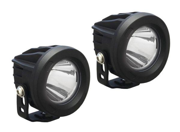 Комплект Светодиодных фар дальнего света (2шт.) Optimus: XIL-OPR120 black