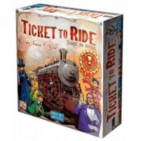Игра Билет на поезд по Америке (Ticket to Ride America)
