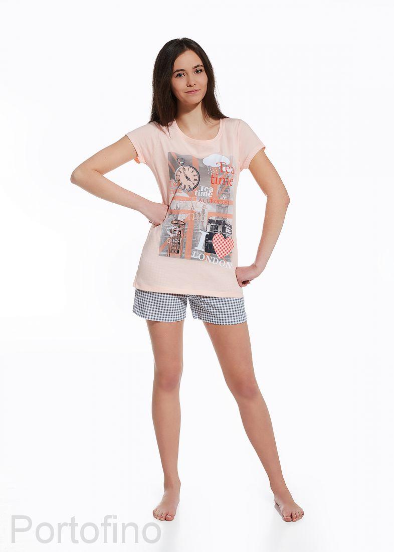 550-25 Пижама женская Cornette
