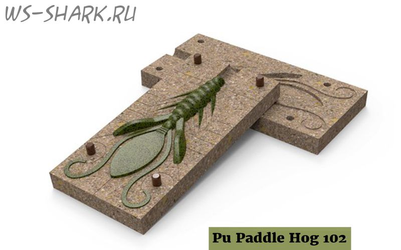 Paddle Hog 102 мм