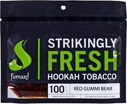 Fumari Red Gummi Bear