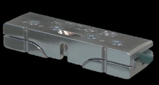 ECLISSE VITRO зажимы для подвески стекляной двери 8-10мм (2шт) - OPSVP3