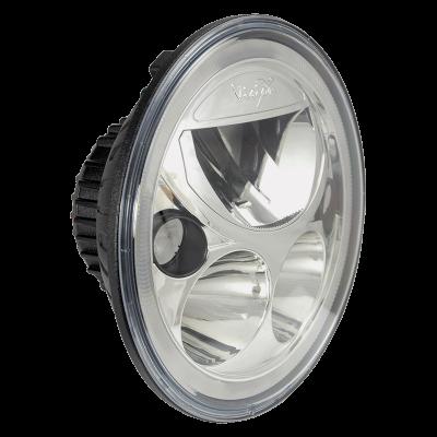 Светодиодная фара головного света Prolight Vortex XMC-7RD полированный хром