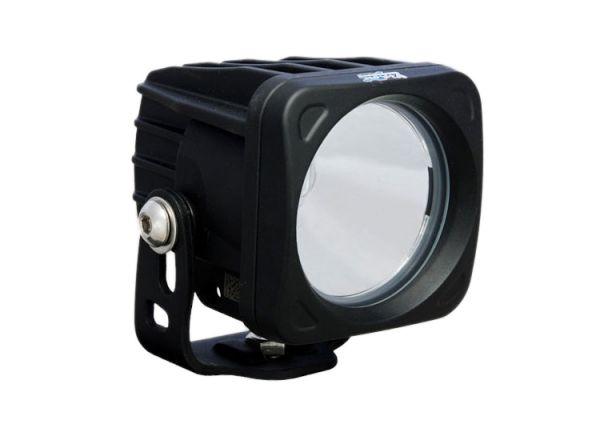Комплект Светодиодных фар (2шт.) Optimus: XIL-OP160 черный