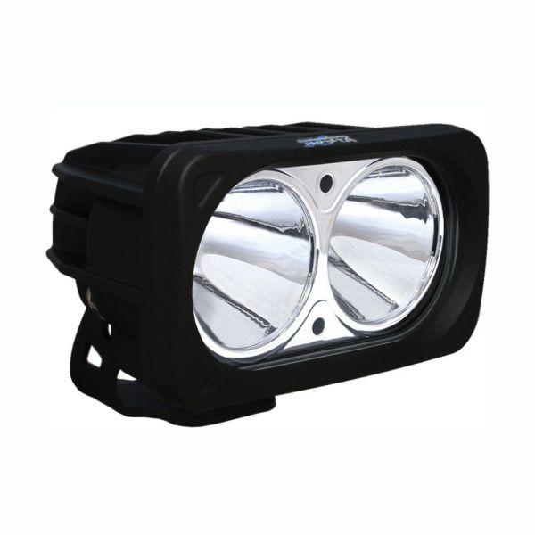 Комплект Светодиодных фар (2шт.) черного цвета Optimus: XIL-OP260