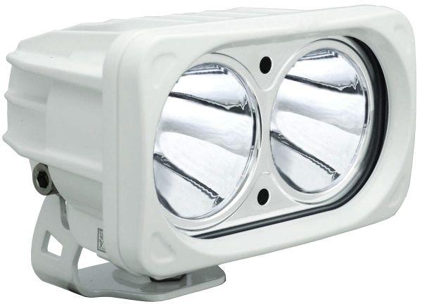 Комплект Светодиодных фар (2шт.) белого цвета Optimus: XIL-OP260