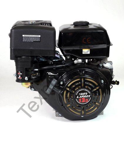 Двигатель Lifan 188F D25 (13 л. с.)