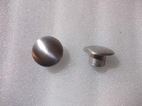Алюминевые заглушки свечной подвески м72  м61 новые пара.