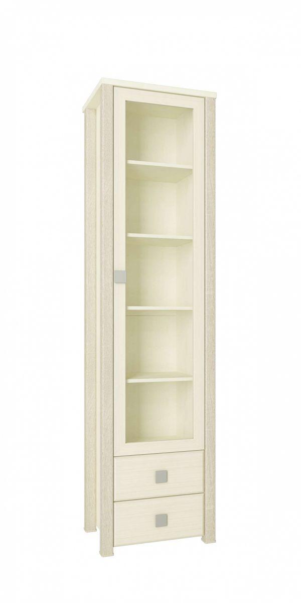 Шкаф-пенал со стеклом ИЗ-16