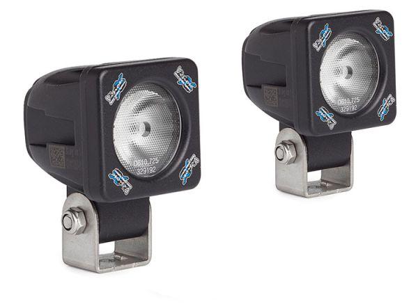 Комплект светодиодных фар дальнего света Solstice Prime: XIL-S130 black