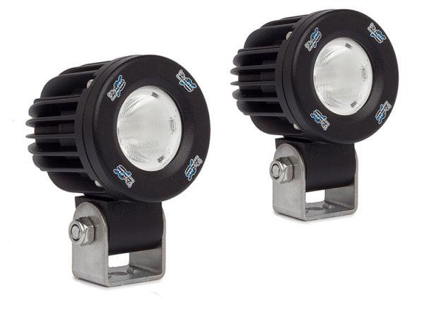 Комплект светодиодных фар ближнего света Solstice Prime: XIL-SP140 black