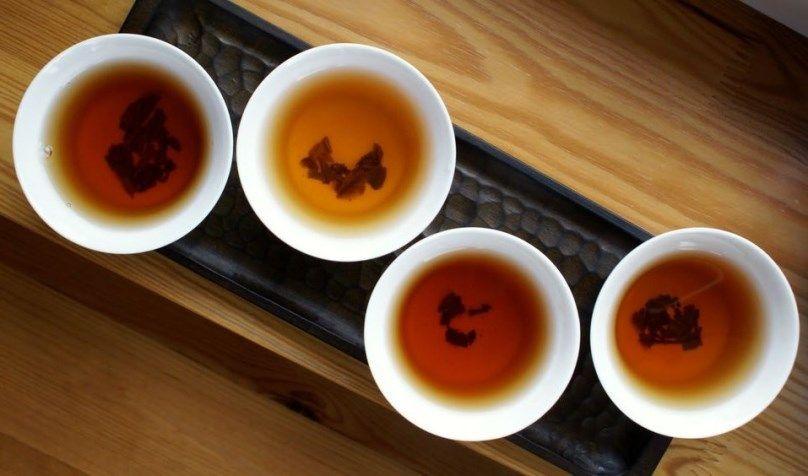Свежий чёрный чай (отправка из Индии)