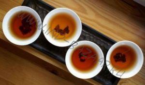 Свежий чёрный чай из Индии