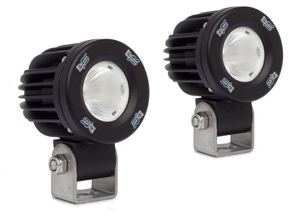 Комплект светодиодных фар рабочего света Solstice Prime: XIL-SP160 black